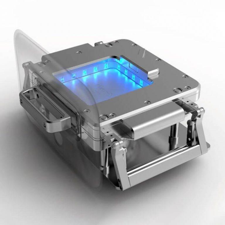 EZI-FLOW™ UV-C ASEPTIC TRANSFER SYSTEM