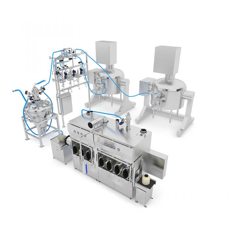 ASEPTIC MANUFACTURING FACITILY